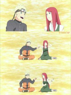 Naruto & Kushina   #uzumakinaruto #uzumakikushina #uzumakifamily #narutoshippuden