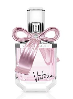 VICTORIA NEW! EAU DE PARFUM Fresh. Sexy. Totally irresistible. The new Victoria collection–everything you love about Victoria's Secret. A sparkling blend of red berries, Victoria rose and crème... More $68  VE-301-608