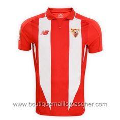 Acheter Maillot de foot pas cher Seville 2016 Domicile