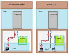 Algae Scrubber Basics - Page 81 - Reef Central Online Community Aquarium Sump, Home Aquarium, Aquarium Filter, Reef Aquarium, Saltwater Tank, Saltwater Aquarium, Cool Fish Tanks, Salt Water Fish, Aquaponics Fish