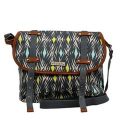 Roxy Women's Firefly Crossbody Bag | www.shoemall.com Shannon's Pick #ShoeMall