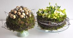 heerlijk de eerst bloemstukken en inspiratie voor pasen
