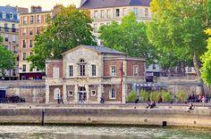 https://flic.kr/p/BmJSnW | Paris Juin 2014, croisière sur la Seine - 60 Voie Georges Pompidou, Quai des Célestins