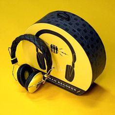 Third Man Records Amplitone Headphones by Crosley