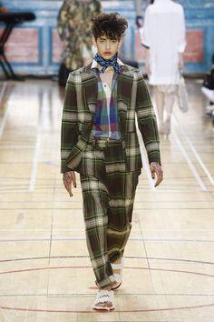 Vivienne Westwood | Menswear - Spring 2018 | Look 34
