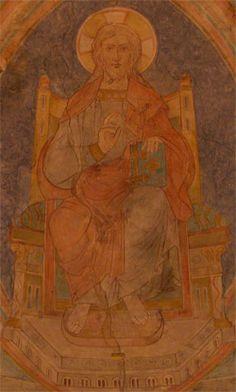 Thronender Christus, Dom St. Blasii, Braunschweig