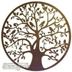 Smeedijzeren levensboom