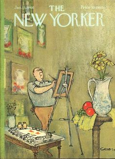 The New Yorker January 15 1966