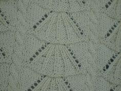 Grace Anne baby blanket pattern.
