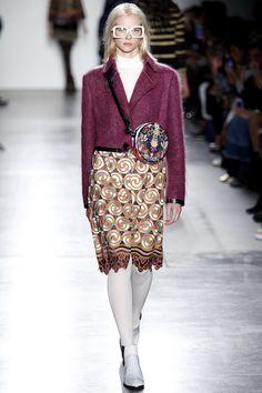 Custo Barcelona Fall 2016 Ready-to-Wear Fashion Show