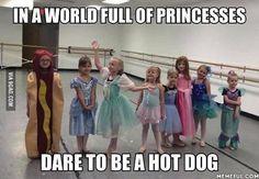 ❤️ #hotdogprincess