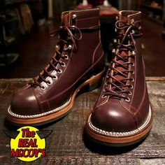 REAL  mccoy s  BOOTS