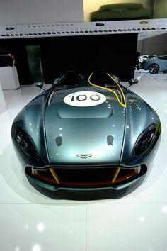Aston Martin CC100 #Aston
