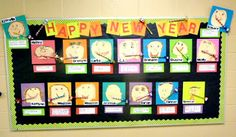 Sunny Days in Second Grade: Show and Tell Tuesday - Lots of New Year's Ideas!