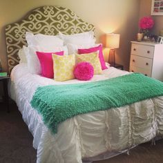 DIY upholstered queen headboard - Google Search