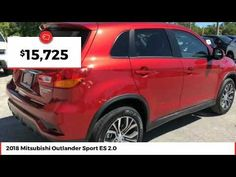 2018 Mitsubishi Outlander Sport DeLand Daytona Orlando N9840
