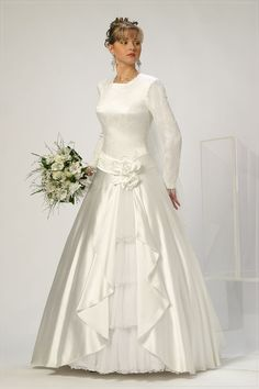 Anna Keisar - Collection of wedding dresses for religious