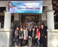 Congratulate to all who graduated from BellaVita University - Malaysia (Manager Camp)! 恭喜從美立維大學(馬來西亞)完成經理促銷秘訣課程訓練課程的各位畢業生!