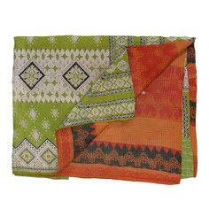 Vintage Kantha Quilt Gr.