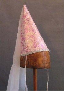 Easy Princess cone hat