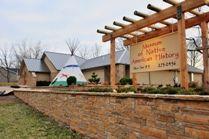 Museum of Native American History in Bentonville, AR.