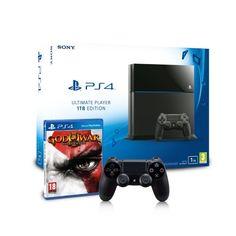 Ps4 Ultimate Player Edition 1 TB por 393 euros!! 16% de descuento!!