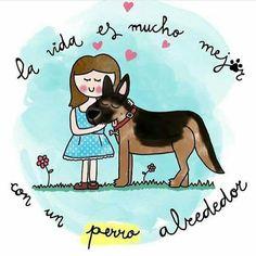 Simplemente amo a los perros!!!,