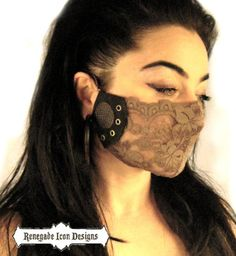 lace mask fetish lingerie fantasy cos play club by Renegadeicon, makes me think of Mortal Kombat Mouth Mask Fashion, Fashion Face Mask, Diy Mask, Diy Face Mask, Tapas, Lace Mask, Mask Design, Cosplay, Lingerie