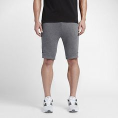 e548f2c774bc Now Buy Nike Sportswear Tech Fleece Carbon Heather Cool Grey Black Save Up  From Outlet Store at Suprashoes.