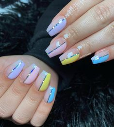 Coffin Nails, Spirit, Beauty, Instagram, Cosmetology, Nail Wraps