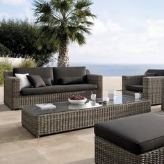Synthesis Sofa By Unopiù Outdoor Contemporary Sofas And - Outdoor furniture san diego
