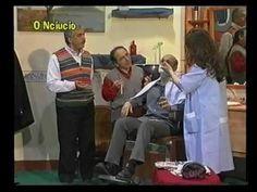 O 'Nciucio 31-Medico guardamacchine