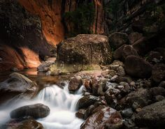Hurdles in the Gorge by Quentin Oosthuizen on Hurdles, Waterfall, Hiking, Outdoor, Walks, Outdoors, Waterfalls, Outdoor Games, Rain