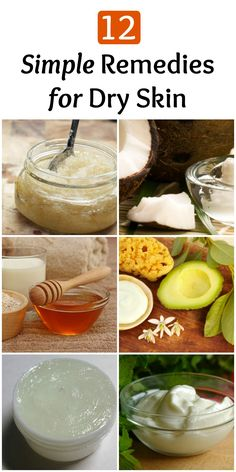 Dry skin is usually caused by environmental conditions, genetics or excessive bathing and can occur anywhere on the body. If you suffer from dry skin, don't worry. There are many home remedies you can apply to hydrate your skin and prevent it from drying out again. Here are 12 Simple Home Remedies for Dry Skin - Selfcarers