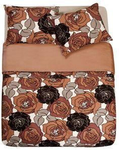Full-Queen Bedding Set LaFleur Spice