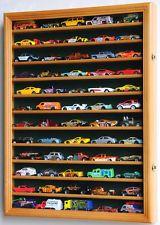Hot Wheels Matchbox Car Display Cases Wall Rack Cabinet
