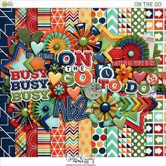 On The Go by Bella Gypsy Designs