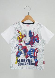 T-shirt E Maglie Sincere T Shirt Thor Marvel Avengers Bambino Blue Royal Tshirt Maglia Maglietta Nuovo Abbigliamento E Accessori