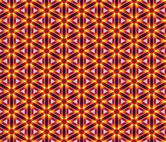 sunset_skies_58 fabric by southernfabricdiva on Spoonflower - custom fabric