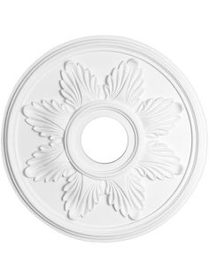 "Lady Sarah 23 5/8"" Ceiling Medallion With 4"" Center Hole 
