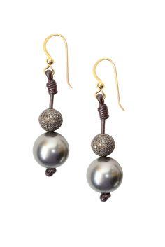 Diamond Seaplicity Earrings – VINCENT PEACH