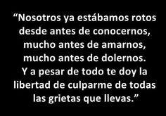 Chavela...