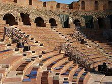 Roman Theatre, Benevento - southern Italy