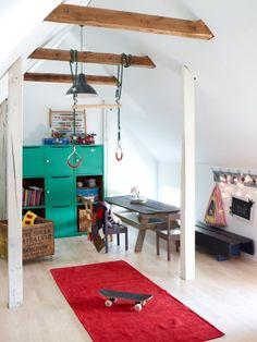 swinging    http://www.privateproperty.co.za/ Kids Bedrooms Home Decor