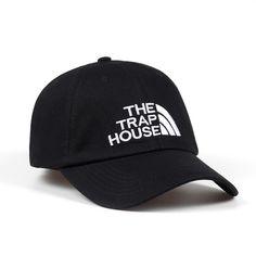 ebb8474018d6a The Trap House hat Black Dad