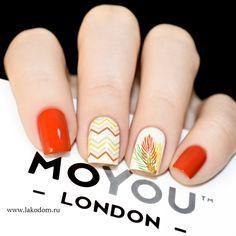 MoYou London Time Traveller 20's 01 Stamping Nail Art, Nail Art Designs, Nails, Nail Ideas, Beauty, Finger Nails, Nail Decorations, Perfect Nails, Natural Nails