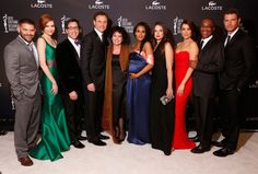Tony Goldwyn Kerry Washington Photos: 16th Costume Designers Guild Awards With Presenting Sponsor Lacoste - Green Room