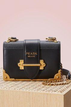3ded34508902 Prada Mini cahier bag A Prada Fall-Winter 2017 collection exclusive