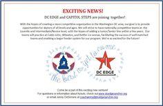 DC EDGE Synchronized Skating Teams