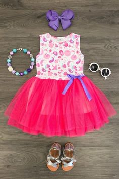Skirts Precise Babygap Gap Tulle Pink Ombre Ruffle I Want Candy Girls Skirt Size 4 Years New Baby & Toddler Clothing